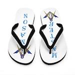 Masonic Flip Flops