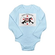 ionfidel taliban hunting club Long Sleeve Infant B