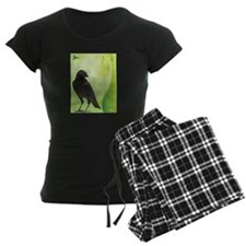 Green Crow Pajamas