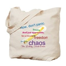 Cool Lullaby Tote Bag