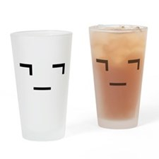 Annoyed Drinking Glass