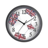 Custom British Sport Design Wall Clock