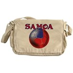 Samoa football team Messenger Bag