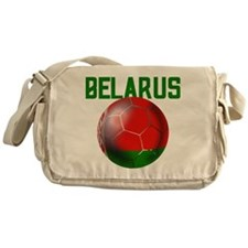 Belarus Soccer Football Gift Messenger Bag