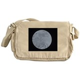 Blue Moon with Branches Messenger Bag