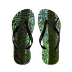 Stretching Oaks Trailer Park Flip Flops