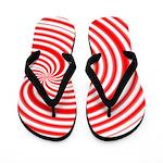 Candy Striper Trailer Park Flip Flops