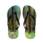 Jolene's Trailer Park Flip Flops