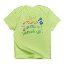Future Genealogist Kids Infant T-Shirt