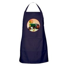 Unique Tractor Apron (dark)