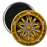 Air Elemental Pentacle Magnet