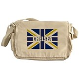 Chelsea London England Messenger Bag