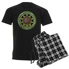 Earth Elemental Pentacle pajamas