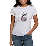 Siberian Husky Women's T-Shirt
