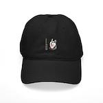 Siberian Husky Black Cap