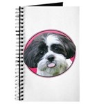 Funny Shih Tzu Journal