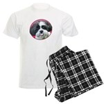 Funny Shih Tzu Men's Light Pajamas