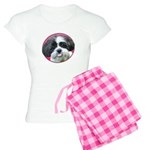 Funny Shih Tzu Women's Light Pajamas