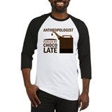 Anthropologist Chocoholic Gift Baseball Jersey