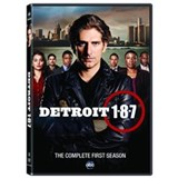 Detroit 187: Season 1 on DVD