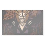 Wicked Fairies - 5 x 3 in. Sticker by BAXA