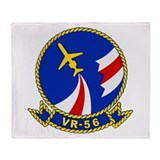 VR-56 Throw Blanket