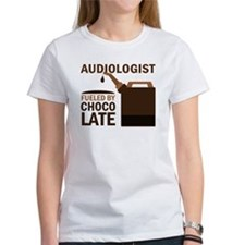 Audiologist Chocoholic Gift Tee