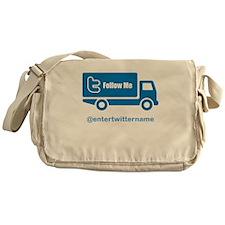 Cute Media Messenger Bag