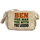 BEN -the legend Messenger Bag