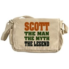 SCOTT - The Legend Messenger Bag