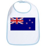New Zealand Flag Bib