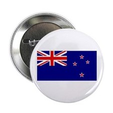 "New Zealand Flag 2.25"" Button (10 pack)"