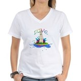 Colorful Dive Shirt