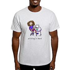 Whiney Writer T-Shirt