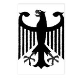 Bundesadler Postcards (Package of 8)