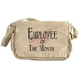 Employee of the Month Messenger Bag