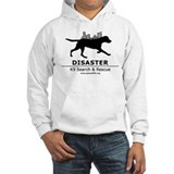 Running Dog Jumper Hoody