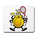 Tennis Bug Mousepad