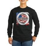 Mustang Original Long Sleeve Dark T-Shirt