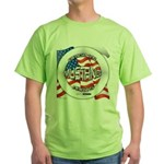 Mustang Original Green T-Shirt