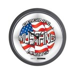 Mustang Original Wall Clock