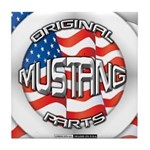 Mustang Original Tile Coaster