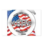Mustang Original Postcards (Package of 8)