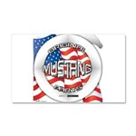 Mustang Original Car Magnet 20 x 12