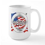 Mustang Classic 2012 Large Mug