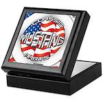 Mustang Classic 2012 Keepsake Box