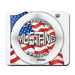 Mustang Classic 2012 Mousepad