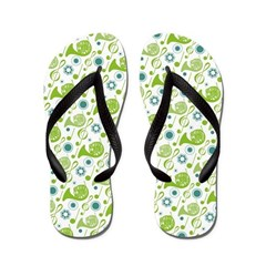French Horn Flip Flops