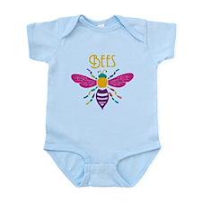 Cute Honey bee Infant Bodysuit