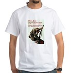 A Soldier's Prayer White T-Shirt